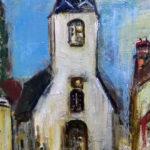 「教会」 P50・2014年