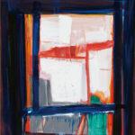 「白い窓」F50・油彩・2016年